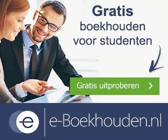 Gratis e-Boekhouden